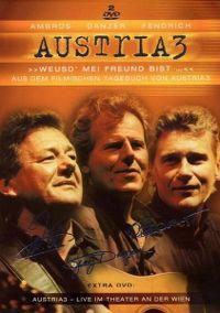 Cover Austria 3 - Weusd' mei Freund bist... [DVD]